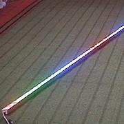 Цветомузыка - цветомузыкальный светильник CM-60P IR Ямпіль