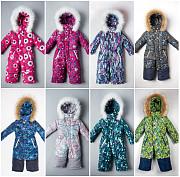 Тёплые зимние комбинезоны для малышей Харків