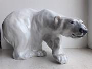 Белый медведь, Royal Copenhagen, Дания. Львів