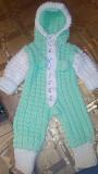 Продам детский вязанный костюмчик Одеса