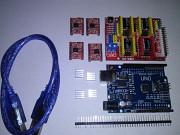 Комплект для станков с ЧПУ (UNO R3,CNC shield v3.0,A4988 ) Костянтинівка