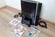 PS3 - 320GB (Sony PlayStation 3 FAT) - Игровая приставка Херсон