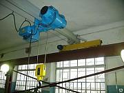 ТО та ремонт кран-балок та тельферів будь-якої вантажопідємності Вінниця