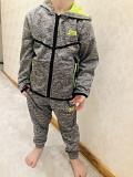 Спортивный костюм на мальчика сезон весна-осень Стрий