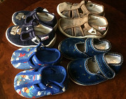 Продам тапки, босоножки, туфли, мокасины детские размер20-24 Миколаїв