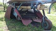 Картоплекопач дворядний Z 609 ,напівнавісний,два транспортери Глобине