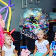 Шоу мыльных пузырей Харків
