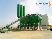 Стационарный бетонный завод Maprein Madrid CHM 2000 - 80 m3/ч Испания Харьков