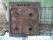 верхняя панель газовой плиты и решетка Світловодськ