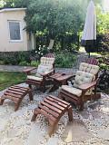 Кресла садовые Адирондак комплект Радехів