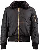 Куртка B-15 Slim Fit Alpha Industries (черная) Київ