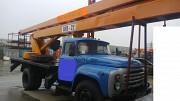 Аренда автогидроподъемника (автовышки) локтевой АГП-22 Одеса