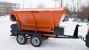 рассыпатель песка и соли РПС-1500 для разбрасывания противогололёдных материалов Житомир