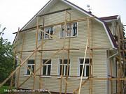 Утепление домов.Фасадные работы.САЙДИНГ.Услуги строительства и ремонта Харків