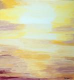 "Картина ""Пустыня"". Абстракция. Кременчук"