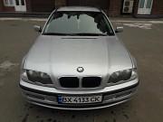 BMW 320 E46 2001р 100 кВт, авто в хорошому стані, діски R 17, все працює, масла не бере, розход 5-7 Хмельницький