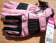 Термо перчатки краги 8-9-10-11-12 лет Швейцария непромокаемые рукавиці рукавички Тульчин