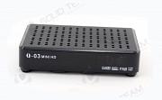 Спутниковый DVB-S/S2 ресивер Q-SAT Q-03 Mini HD Долина