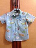 Класна літня рубашка для хлопчика Хмельницький