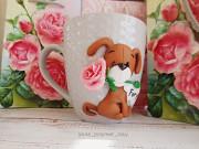 Чашки с декором Вознесенськ