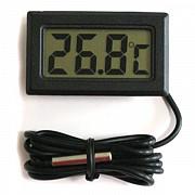 Термометры цифровые с выносным датчиком. Рівне