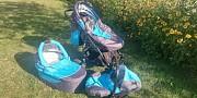 Детская коляска Adbor zipp 3 в 1 Київ