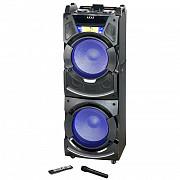 Портативная акустическая система AKAI DJ-S5H Черный (28642) Київ