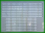 LED подсветка комплект V5DR_550SCA_R0 (15.05.30), V5DR_550SCB_R0 (15.05.30) Нововолинськ