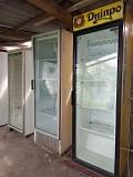 Холодильные витрины шкафы однодверные для напитков б/у Запорожье Запоріжжя