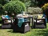 Набор садовой мебели Keter Corfu Fiesta Set Ужгород