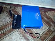 Акумулятор liion lifepo4 48в25а для электровелосипеда электроскутер электросамокат с моторколесо до3 Вінниця