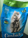 Сухой корм для котов Coshida 2 кг Мукачево
