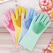 Перчатки-щетка Magic Brush Київ