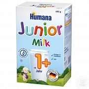 Сухе дитяче молоко Humana Junior Луцьк