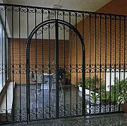 Решетчатые двери на индивидуальный заказ в Николаеве и Николаевской области. Миколаїв