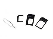 Nano Sim стандартный адаптер для Micro Sim карты (комплект) Первомайськ