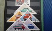 Почтовые марки СССР Лубни