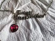Justin Bieber Fashion Necklace Миколаїв