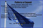 Робота в Європі Київ