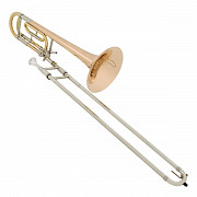Тромбон Coppergate Intermediate Bb/F Trombone, By Gear4music Рубіжне