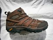черевики зимові Merrell Moab 2 Smooth Mid GORE-TEX J46553 оригінал р.44 ,47 Долина