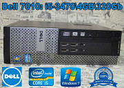 """ПК Dell 7010 SFF: i5-3570/ 4Gb RAM/SSD-HDD """"Пешка"""" гарантия Київ"""