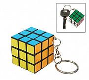 Брелок в виде кубика-рубика 3x3x3 Запоріжжя