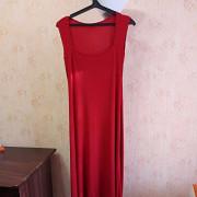 Трикотажное платье 46-48 р Гайворон