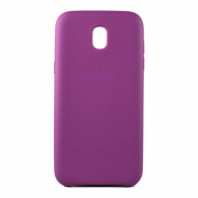 Чехол Silk Silicon для Samsung Galaxy J5 2017 J530 Violet (PC-003063) Винница