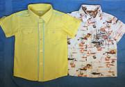 Продам рубашку с коротким рукавом на мальчика 4-7 лет Миколаїв