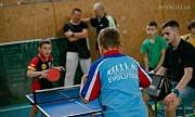 Набор девочек и мальчиков на настольный теннис в клуб Evolution Одеса