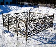 Кованные оградки на заказ. Миколаїв