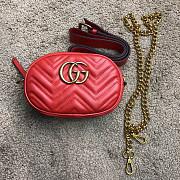 Женская сумочка косметичка Gucci Київ