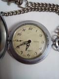 Годинник кишеньковий ( Часы карманные Молния Глухарь). Теребовля